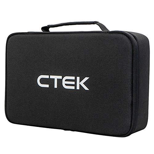Ctek 40-468 CS Bag-TRAGEN UNDLAGERN SIE IHRECS Free SICHERUND GESCHÜTZT, schwarz
