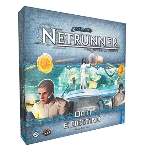 Giochi Uniti gu435–Juegos Android Netrunner: Datos y Destino