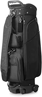 Golf Bag, Available for Both Men and Women, Lightweight and Portable, Multi-Color Optional happyL (Color : Black)