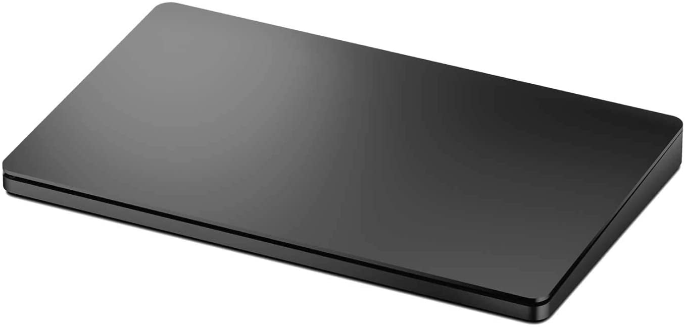 Brydge W-Touch Wireless Precision Touchpad | Compatible with Surface & Windows | Designed for Surface | (Black)