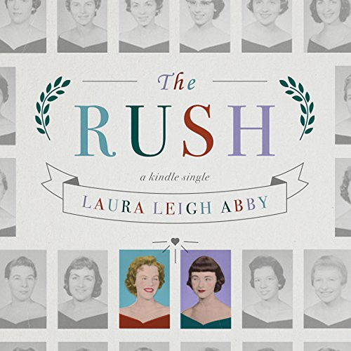 The Rush audiobook cover art