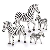 Terra by Battat – Zebra Family – Miniature...