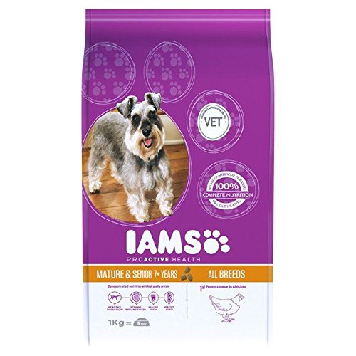 IAMS Senior & Mature Dry Dog Food