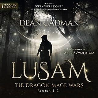 Lusam cover art