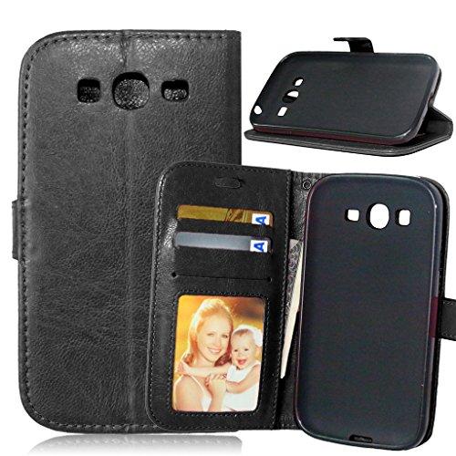 FUBAODA Funda de Piel para Samsung Galaxy Grand Neo Plus i9060,[Cable Libre]...
