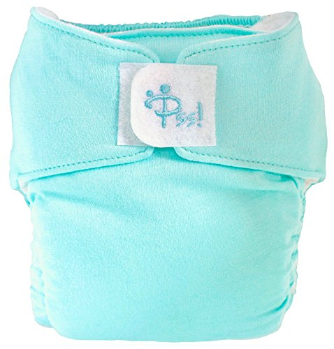 Pss! POCKET - Culotte Couvre-Couche Menthe - Made In Italy