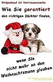 Wie Sie garantiert den richtigen Züchter finden: wenn Sie nicht mehr an den Weihnachtsmann glauben (Poket Ratgeber von Marion Schanné 4)