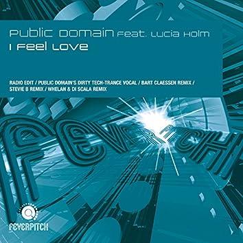 I Feel Love  (feat. Lucia Holm)