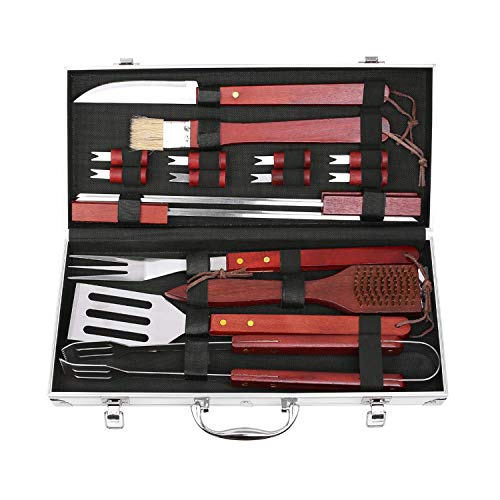 Le kit ustensiles barbecue