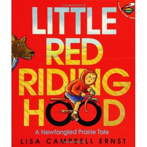 Little Red Riding Hood A Newfangled Prairie Tale Aladdin