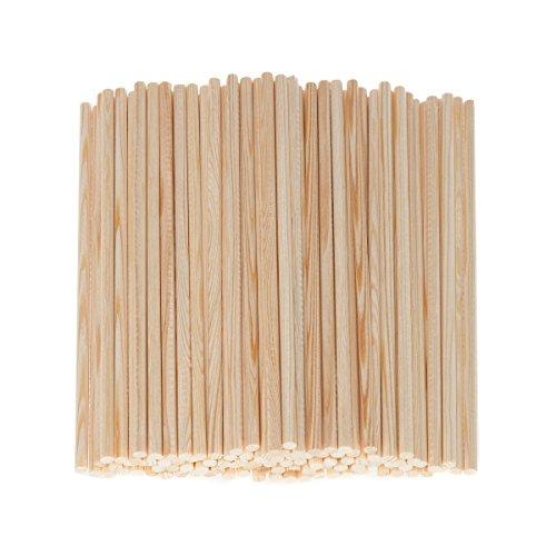 100 Holzstäbe 20 cm