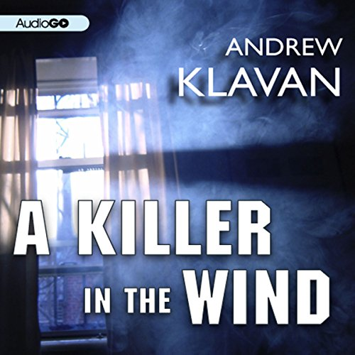 A Killer in the Wind audiobook cover art