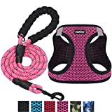 Best Dog Harnesses - matilor 2 Packs Dog Harness Step-in Breathable Puppy Review