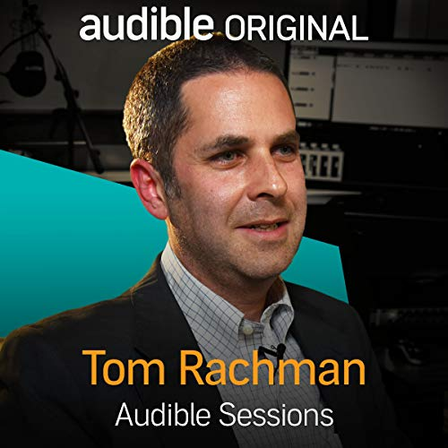 Tom Rachman audiobook cover art