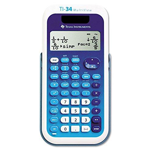 ti 34 ii calculator - 6