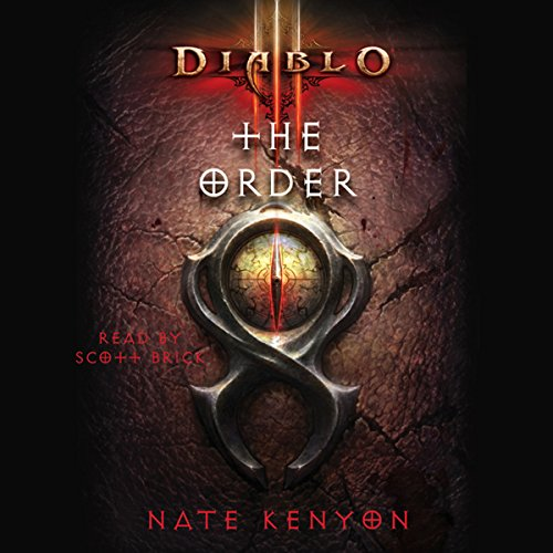 Diablo III: The Order audiobook cover art