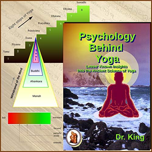 Psychology Behind Yoga  cover art