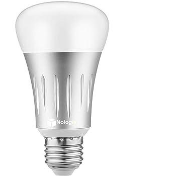 Mpow Bombilla LED Inteligente WiFi, Control Remoto por Teléfono ...