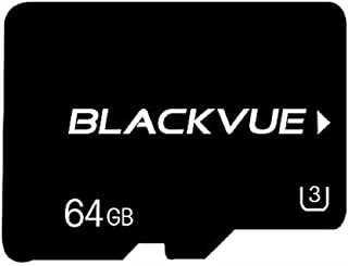 Blackvue Official 64GB Replacement microSD Card (Designed specifically for Dash cams)