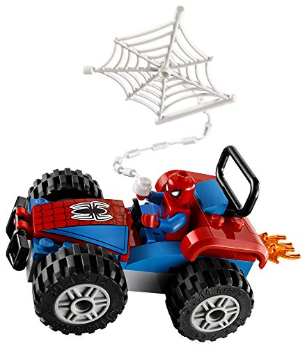 Product Image 5: LEGO Marvel Spider-Man Car Chase 76133 Building Kit, Green Goblin and Spider Man Superhero Car Toy Chase (52 Pieces) (Discontinued by Manufacturer)