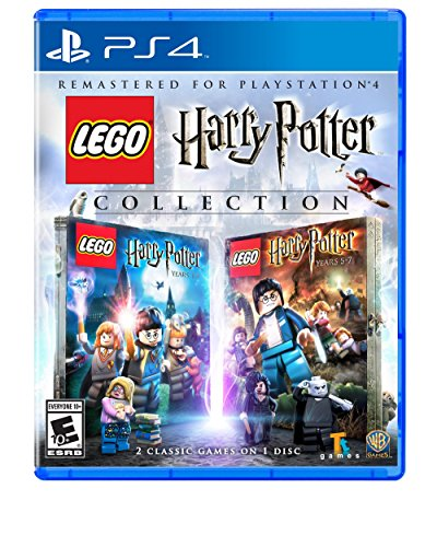 5 - LEGO Harry Potter Collection - PlayStation 4