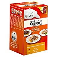 Gourmet Mon Petit Delightful Choice with Poultry 6 x 50g