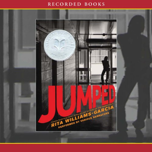 Jumped audiobook cover art