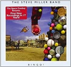 Bingo! by The Steve Miller Band (2010) Audio CD