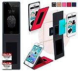 Hülle für UMi Touch X Tasche Cover Case Bumper | Rot |