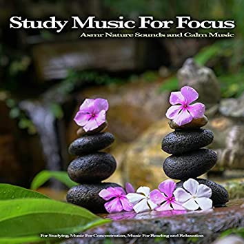 Study Music For Focus: Asmr Nature Sounds and Calm Music For Studying, Music For Concentration, Music For Reading and Relaxation