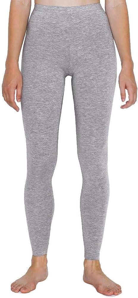 American Apparel Womens Spandex Jersey Leggings