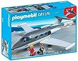 PLAYMOBIL Jet Privé (Renouvelé)