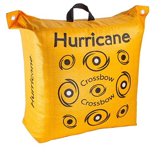 Field Logic Hurricane H21 Crossbow Archery Bag Target, Orange, 22 Inch