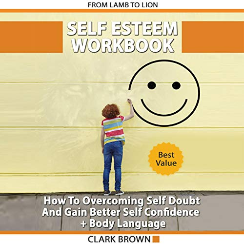 Self Esteem Workbook audiobook cover art