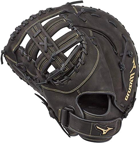 Mizuno GXF50FP MVP Prime Fastpitch Softball First Base Mitts, 13