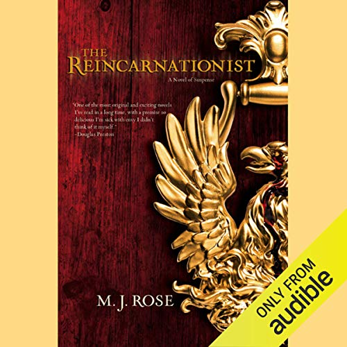 Page de couverture de The Reincarnationist