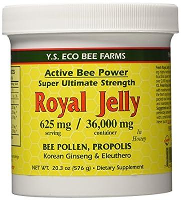 Y.S. Organic Bee Farms, Royal Jelly, 20.3 oz (576 g)