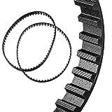 Drive Belts Set For - DELTA SA446 TYPE 1 SANDER - High Strength Rubber Belts.