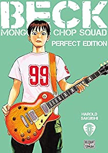 Beck Perfect Edition Tome 1