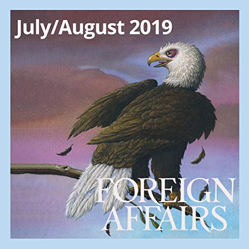 July/August 2019 audiobook cover art