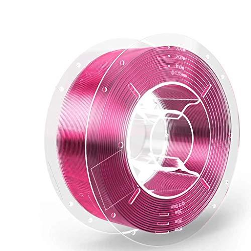 SainSmart PRO-3 Filamento PETG de 1,75 mm de filamento de tono de piel para impresión 3D, marrón...