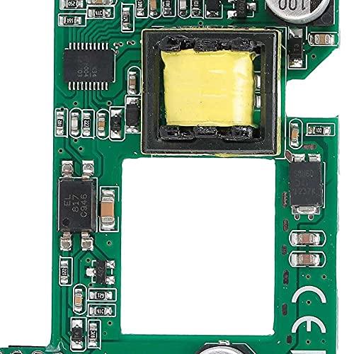 Yuyanshop Placa de expansión de potencia para módulo POE componente electrónico módulo POE para 4B/3B Router Switch Fuente de alimentación de puerto de red