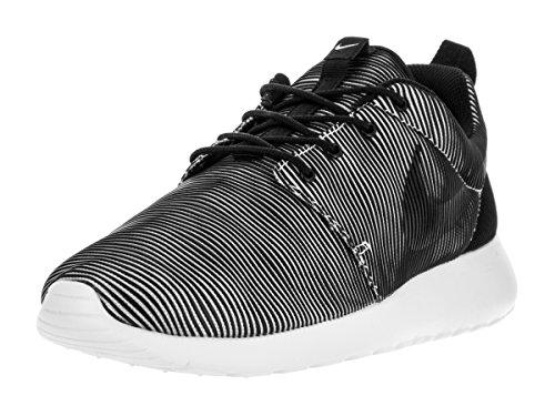 Nike Roshe One Prem Plus, Scarpe da Corsa Uomo, Bianco/Nero, 44 EU