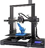 Impresora 3D, FDM DIY Impresora Trabaja curriculum vitae Función de impresión de impresión de alta precisión Tamaño de impresión 220 * 220 * 250 mm para aficionados, diseñadores, usuarios domésticos