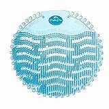 Amigos Store Urinal Screen Mat Blue Aquamarine- 10 Pcs Set