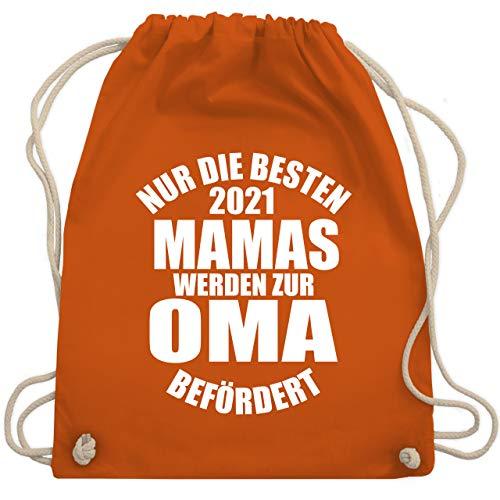 Shirtracer Oma - Nur die besten Mamas...