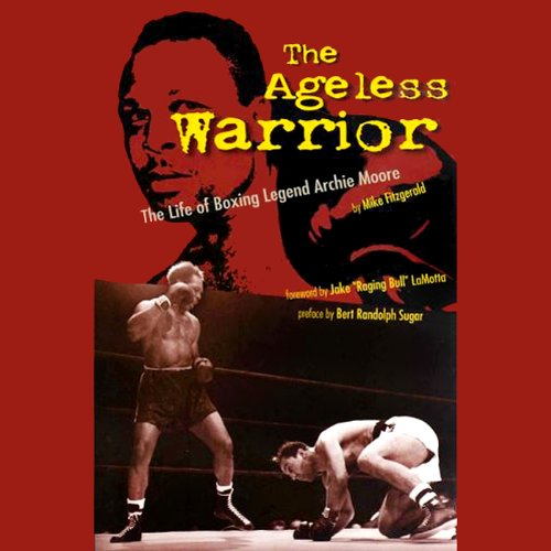 The Ageless Warrior audiobook cover art