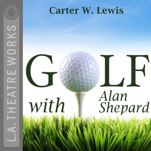 Golf with Alan Shepard audiobook cover art