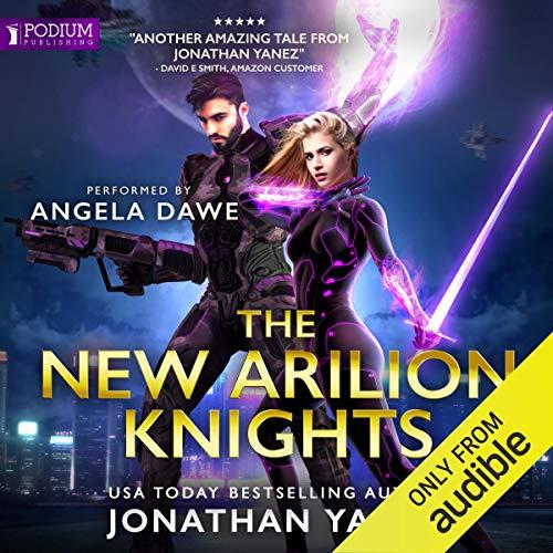 Page de couverture de The New Arilion Knights