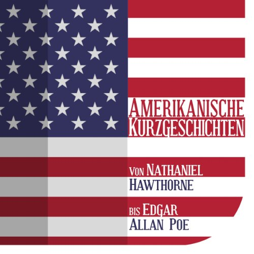 Amerikanische Kurzgeschichten audiobook cover art
